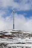 illustration isolerad wind för ström 3d Royaltyfri Fotografi