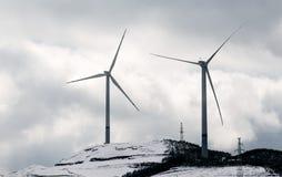 illustration isolerad wind för ström 3d Royaltyfria Foton