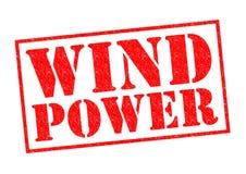illustration isolerad wind för ström 3d Arkivfoton