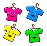 Illustration of laundry icon Stock Image