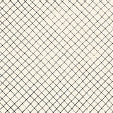 Illustration of lines on a sheet of paper Stock Photography