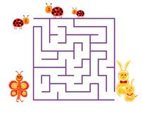 Illustration of logical education for children of preschool age. Illustration of logical education for children of preschool age Stock Photo