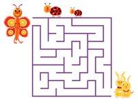 Illustration of logical education for children of preschool age. Illustration of logical education for children of preschool age Royalty Free Stock Image