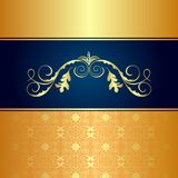 Illustration luxury background Royalty Free Stock Photo
