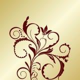 Illustration luxury background Royalty Free Stock Photography