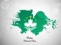 Illustration of Macau National Day Background. Illustration of elements of Macau National Day Background Royalty Free Stock Images