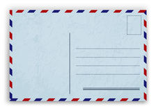 Illustration of Mail envelope Royalty Free Stock Photography