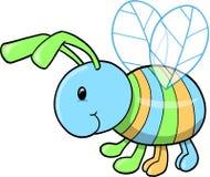 Illustration mignonne insecte vecteur illustration de vecteur