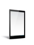 Vector computer tablet Royalty Free Stock Images