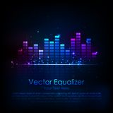 Music Equaliser Stock Images