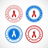 Illustration of National Latino AIDS Awareness Day Background. Illustration of elements of National Latino AIDS Awareness Day Background Stock Image