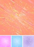 Illustration numérique de fond de technologie de vecteur abstrait future Images stock