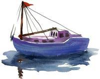 Illustration och målning stock illustrationer