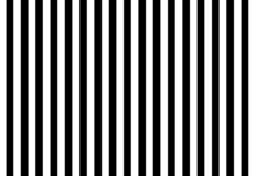 Free Illustration Of Black And White Stripes, Used For Background. Stock Image - 157280361