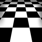 Illustration Of Chess-board Royalty Free Stock Images