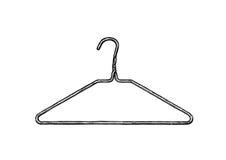 Free Illustration Of Coat Hanger Royalty Free Stock Photos - 99163178