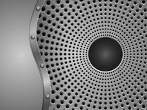 Free Illustration Of Metal Grill Texture Stock Photos - 19710833