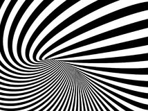 An illustration of Optical Illusion Vector Background. An illustration of black and white Optical Illusion Vector Background vector illustration