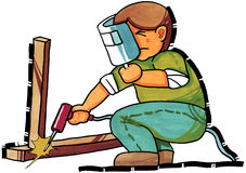 Illustration and Painting Stock Image