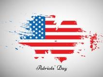 Illustration of Patriot Day background. Illustration of elements of Patriot Day background Stock Photo