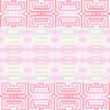 Illustration pattern background pink white. Illustration vector texture pattern seamless pixel art royalty free illustration
