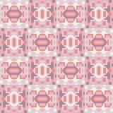 Illustration pattern background purple pink. Illustration vector texture pattern seamless pixel art Stock Illustration