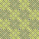 Illustration pattern background yellow. Illustration vector texture pattern seamless pixel art Stock Illustration