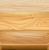 Illustration pattern of wooden texture Stock Image