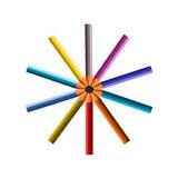 Illustration pencil Stock Image