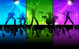 Musical Performance Royalty Free Stock Photography