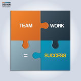 Illustration of piece of jigsaw puzzle showing. Piece of jigsaw puzzle showing business equation Royalty Free Stock Image