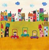 Illustration pour des enfants Photos libres de droits