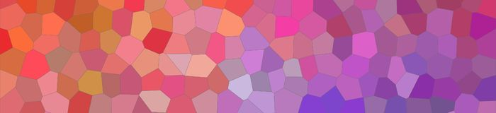 Illustration of purple and red bright Little hexagon banner background. Illustration of purple and red bright Little hexagon banner background stock illustration
