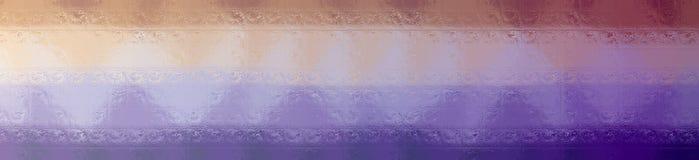 Illustration of purple and yellow glass blocks background, abstract banner. Illustration of purple and yellow glass blocks background, abstract paint vector illustration