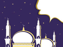 Illustration for ramadan kareem Royalty Free Stock Image