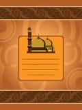 Illustration for ramadan kareem. Vector greeting card for eid mubarak Stock Illustration
