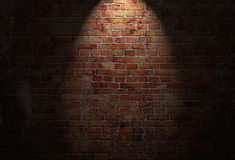 Illustration of red brick wall Royalty Free Stock Photos