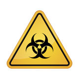 Illustration related to biological risk Royalty Free Stock Photography