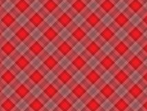 Plaid background. THis illustration represents a diagonal plaid design in a rectangular shape, ideal as a background Royalty Free Stock Photography