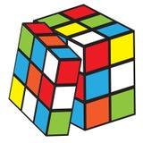 Rubik cube Royalty Free Stock Photo