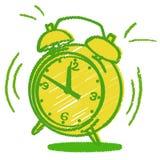 Annoying alarm clock Royalty Free Stock Photo