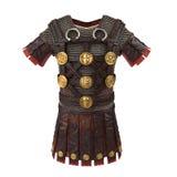 Illustration romaine de l'armure 3d Image stock