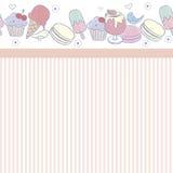 Illustration - Süßigkeit Lizenzfreie Stockfotografie