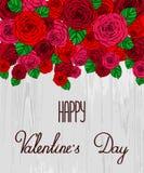 illustration s för hjärta för green för dreamstime för kortdagdesignen stylized valentinvektorn Royaltyfria Bilder