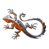 Illustration of a salamander Stock Photography
