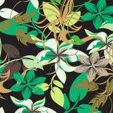 Illustration sans couture de fleur de ressort Photographie stock libre de droits