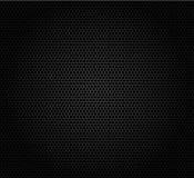 Illustration sans couture de texture de gril de haut-parleur Image libre de droits