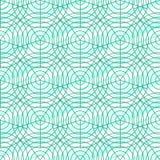 Illustration sans couture de vecteur de grille de Tanger Peuvent être employés pour concevoir, la disposition de site Web, les co Image libre de droits