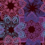 Illustration sans couture florale Photos stock