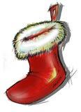 Santa Claus Hat cartoon Royalty Free Stock Photos